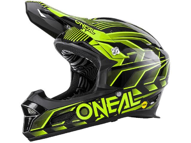 ONeal Fury RL Mips - Casque de vélo - jaune/noir